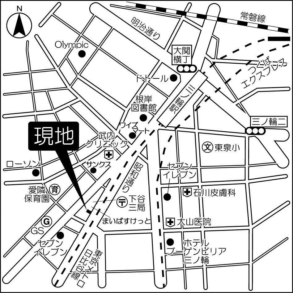 浅草 賃貸 間取5